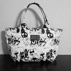 Marc Jacobs Grafitti Tote